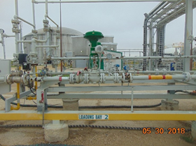 Ammonia Transfer Pumps