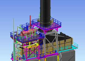 Convection Section Replacement (FEED and Detail)