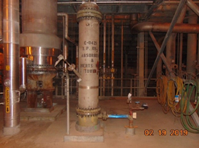 Exchanger Replacement