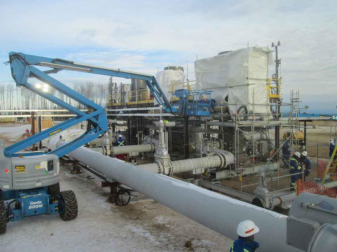 Vertical Cantilever Booster Pumps